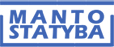 mantostatyba.lt Logo
